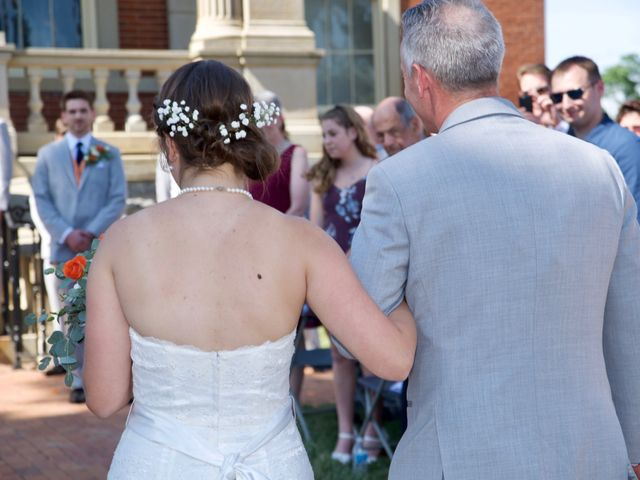Seth and Erin's Wedding in Cincinnati, Ohio 25