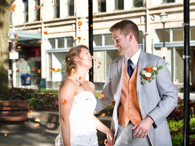 Seth and Erin's Wedding in Cincinnati, Ohio 31