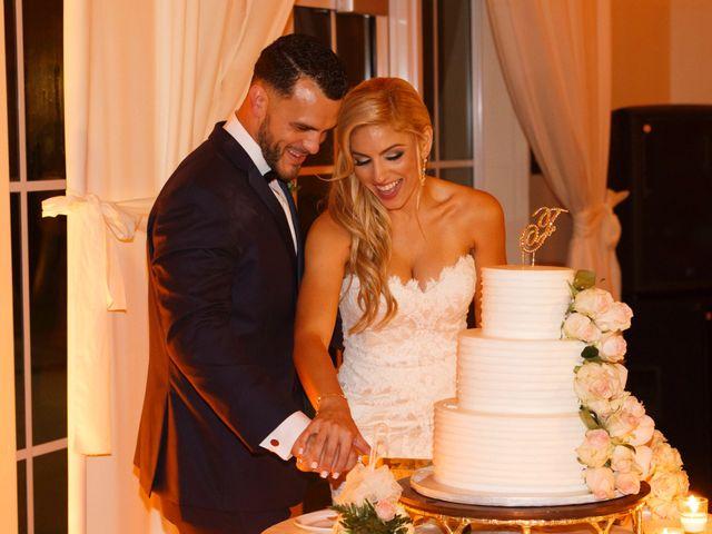 The wedding of Priscilla and Alejandro