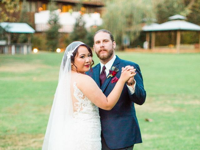 Andrew and Gayle's Wedding in Malibu, California 10