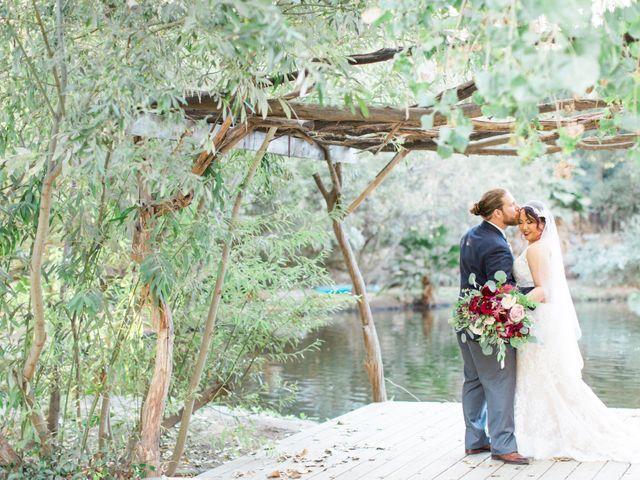 Andrew and Gayle's Wedding in Malibu, California 1