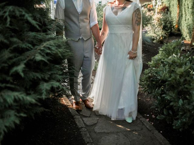 Nick and Michelle's Wedding in Boring, Oregon 1