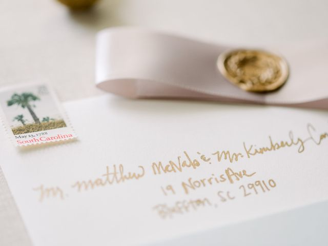 Matthew and Jennifer's Wedding in Hilton Head Island, South Carolina 5