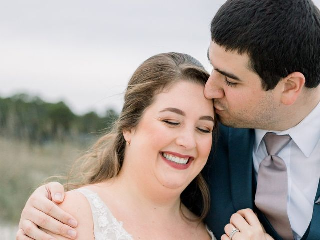 Matthew and Jennifer's Wedding in Hilton Head Island, South Carolina 41