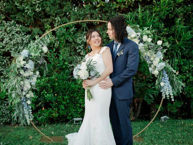 The wedding of Dimitris and Konomi