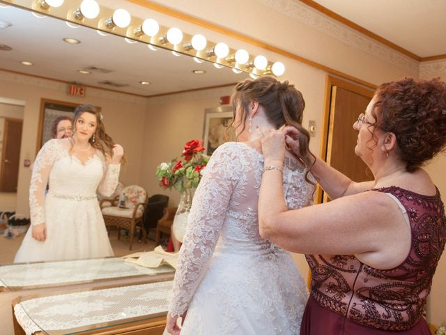 Tony and Kim's Wedding in Agawam, Massachusetts 6