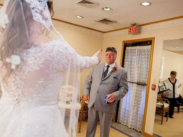 Tony and Kim's Wedding in Agawam, Massachusetts 8