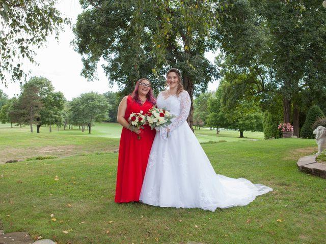 Tony and Kim's Wedding in Agawam, Massachusetts 13