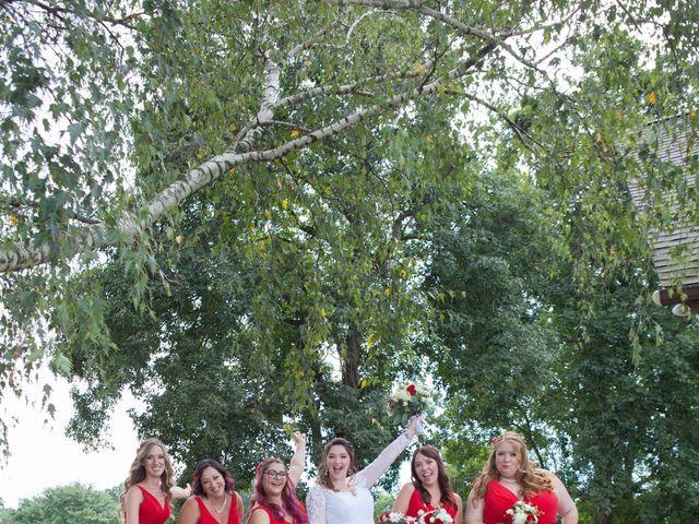 Tony and Kim's Wedding in Agawam, Massachusetts 14