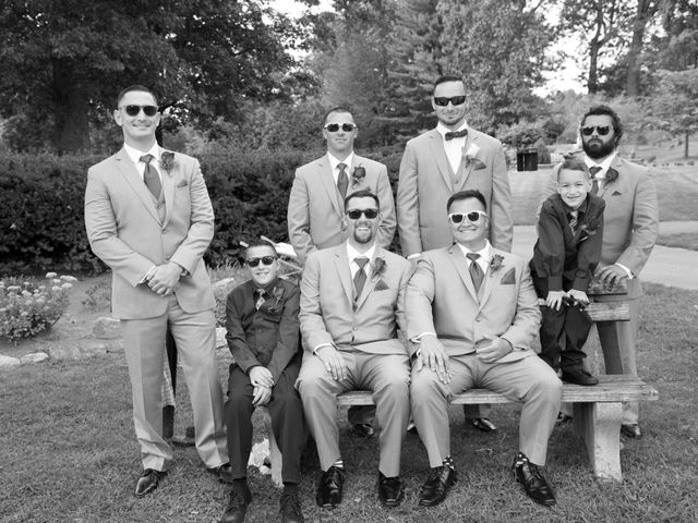Tony and Kim's Wedding in Agawam, Massachusetts 16