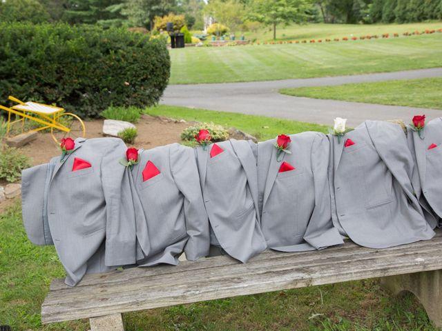 Tony and Kim's Wedding in Agawam, Massachusetts 20