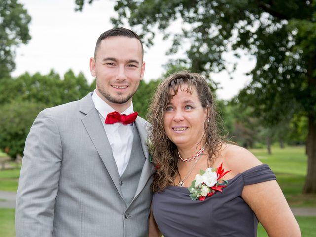 Tony and Kim's Wedding in Agawam, Massachusetts 21
