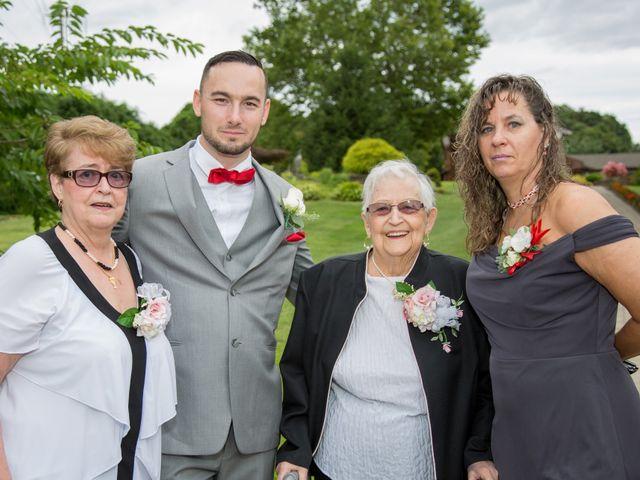 Tony and Kim's Wedding in Agawam, Massachusetts 24