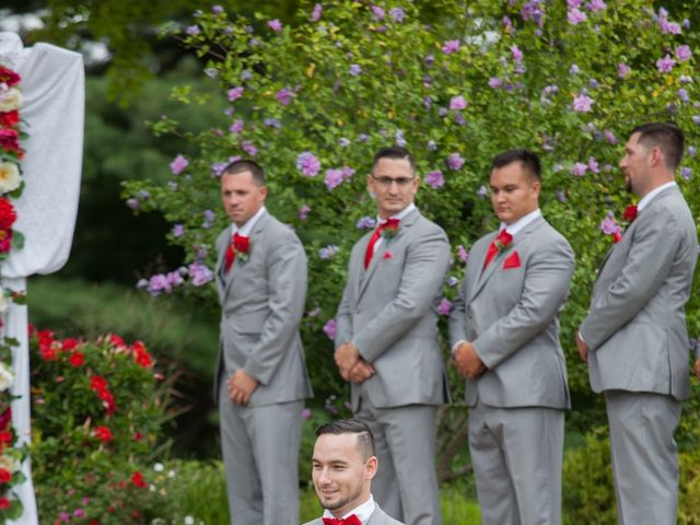 Tony and Kim's Wedding in Agawam, Massachusetts 27