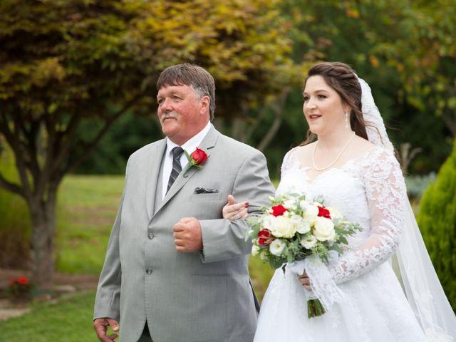 Tony and Kim's Wedding in Agawam, Massachusetts 28