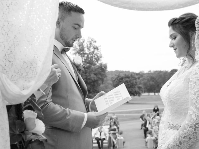 Tony and Kim's Wedding in Agawam, Massachusetts 29