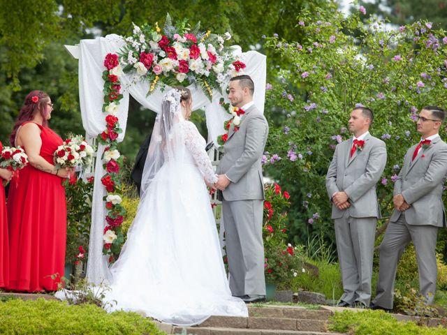 Tony and Kim's Wedding in Agawam, Massachusetts 31