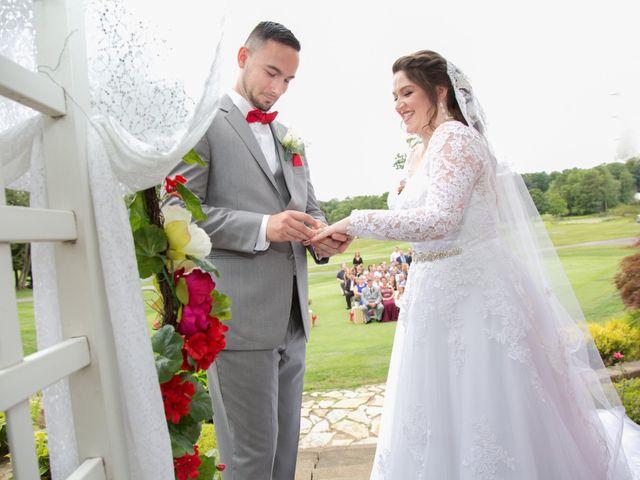 Tony and Kim's Wedding in Agawam, Massachusetts 33