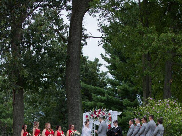 Tony and Kim's Wedding in Agawam, Massachusetts 34