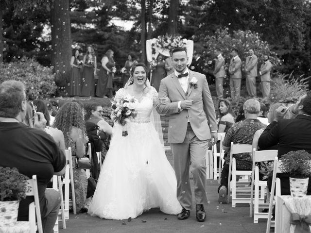 Tony and Kim's Wedding in Agawam, Massachusetts 36