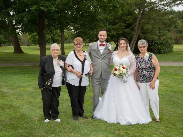 Tony and Kim's Wedding in Agawam, Massachusetts 38