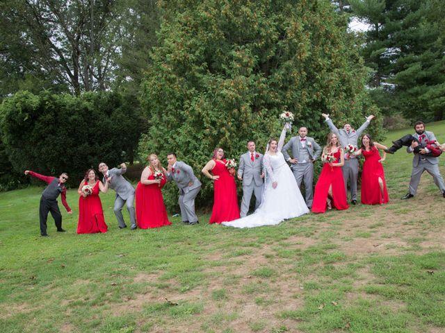 Tony and Kim's Wedding in Agawam, Massachusetts 42