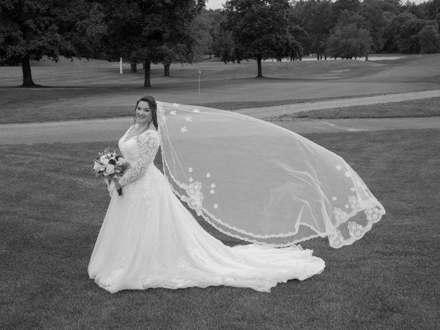 Tony and Kim's Wedding in Agawam, Massachusetts 45