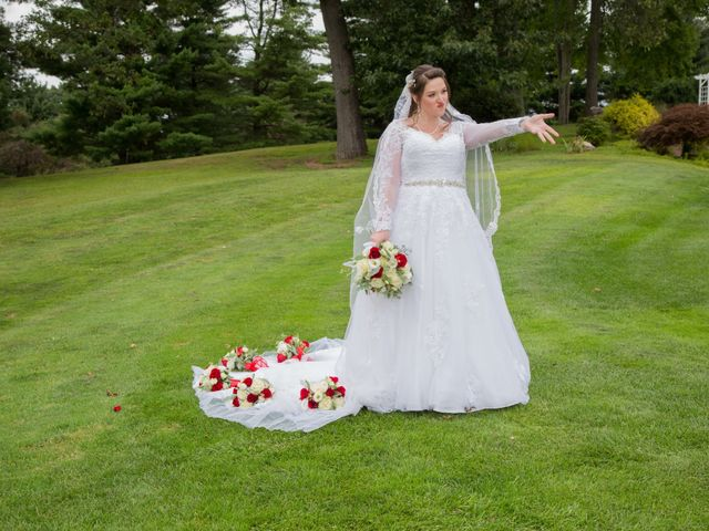 Tony and Kim's Wedding in Agawam, Massachusetts 46