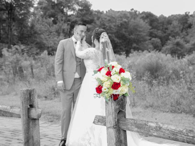 Tony and Kim's Wedding in Agawam, Massachusetts 48