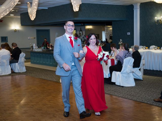 Tony and Kim's Wedding in Agawam, Massachusetts 51