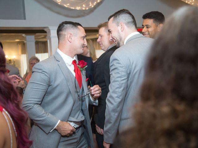 Tony and Kim's Wedding in Agawam, Massachusetts 57