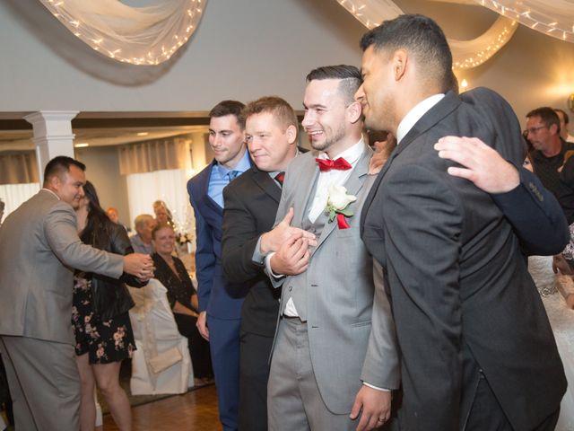 Tony and Kim's Wedding in Agawam, Massachusetts 58