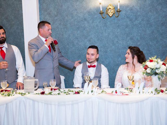 Tony and Kim's Wedding in Agawam, Massachusetts 60