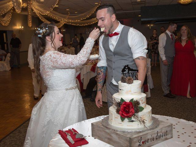 Tony and Kim's Wedding in Agawam, Massachusetts 63