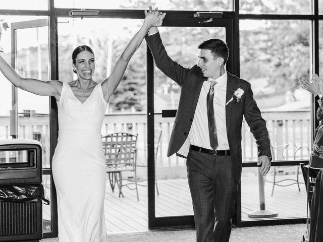 Dave and Ashley's Wedding in Scranton, Pennsylvania 12