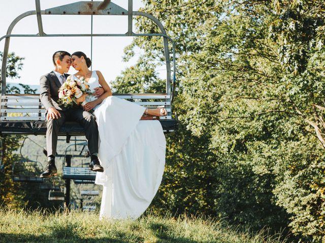 Dave and Ashley's Wedding in Scranton, Pennsylvania 28