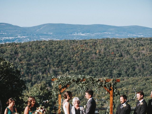 Dave and Ashley's Wedding in Scranton, Pennsylvania 34