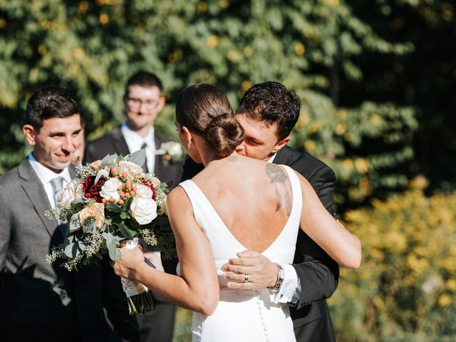 Dave and Ashley's Wedding in Scranton, Pennsylvania 35