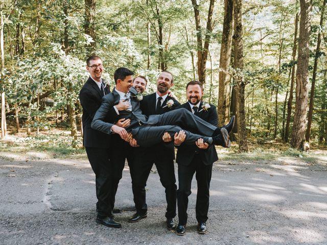 Dave and Ashley's Wedding in Scranton, Pennsylvania 38