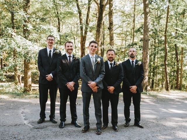 Dave and Ashley's Wedding in Scranton, Pennsylvania 39