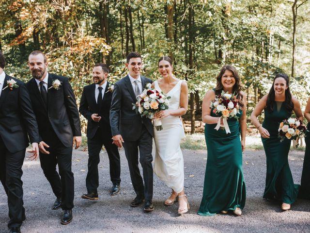 Dave and Ashley's Wedding in Scranton, Pennsylvania 49