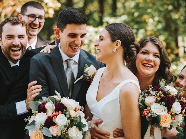 Dave and Ashley's Wedding in Scranton, Pennsylvania 50