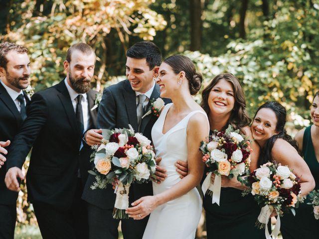 Dave and Ashley's Wedding in Scranton, Pennsylvania 51