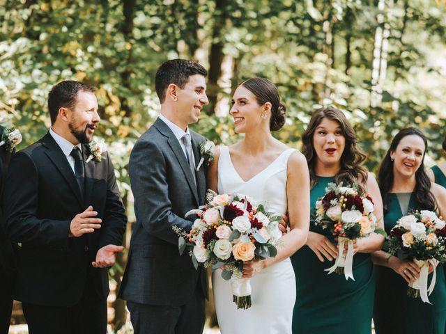 Dave and Ashley's Wedding in Scranton, Pennsylvania 53