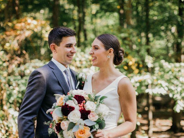 Dave and Ashley's Wedding in Scranton, Pennsylvania 59