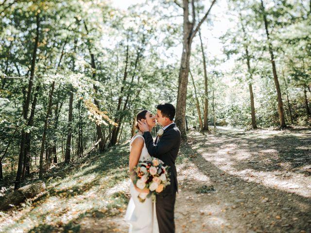 Dave and Ashley's Wedding in Scranton, Pennsylvania 63