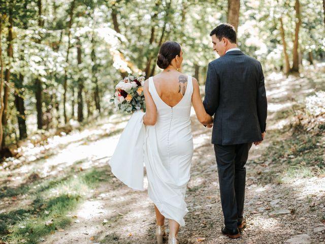Dave and Ashley's Wedding in Scranton, Pennsylvania 69