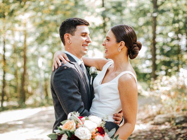 Dave and Ashley's Wedding in Scranton, Pennsylvania 70