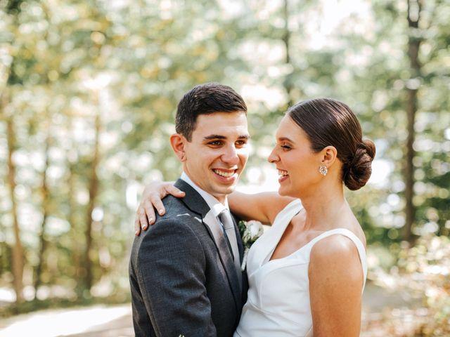 Dave and Ashley's Wedding in Scranton, Pennsylvania 71