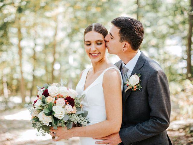 Dave and Ashley's Wedding in Scranton, Pennsylvania 77